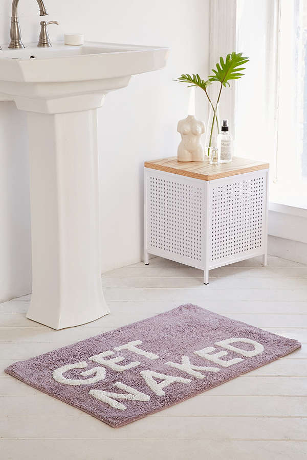 Urban Outfitters Get Naked Bath Mat Shopstyle