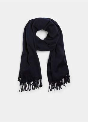 Vince Brushed Wool Scarf