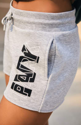 Ivy Park Layer Logo Shorts