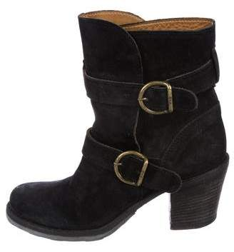 Fiorentini+Baker Suede Ankle Boots