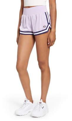 Champion Notch Detail Mesh Shorts