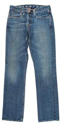 Earnest Sewn Fulton Straight-Leg Jeans w/ Tags