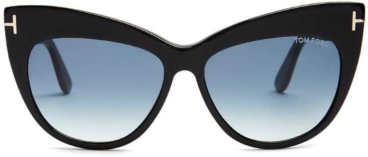 Tom FordTOM FORD EYEWEAR Nika cat-eye sunglasses