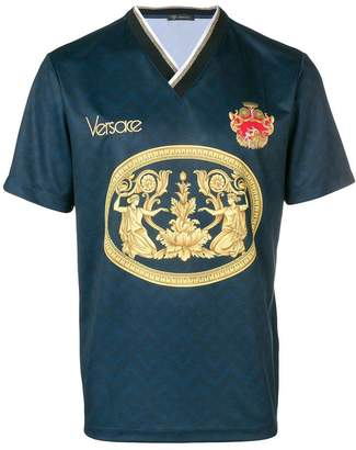 Versace logo baroque T-shirt