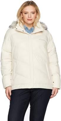 Columbia Women's Plus Sizesnow Eclipse Jacket