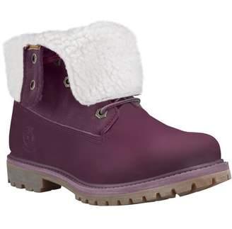 Timberland Women's Authentics Teddy Fold Down Boot