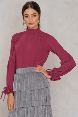 Adina Therese Lindgren Blouse Red