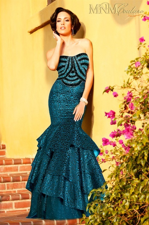 MNM COUTURE - KH059 in Blue