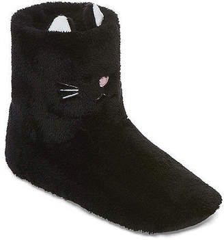 MIXIT Mixit Plush Critter Bootie Slippers