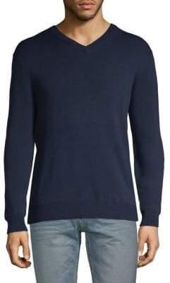 Zadig & Voltaire Jim Cotton V-Neck Sweater