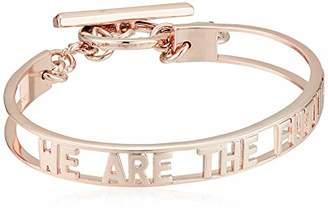 At Bcbgeneration Bcbg Generation Cut Out Future Toggle Bracelet