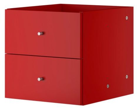 Expedit Insert With 2 Drawers