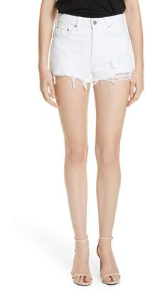 GRLFRND Cindy Rigid High Waist Denim Shorts