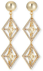 Lulu Frost Enigma Statement Earrings