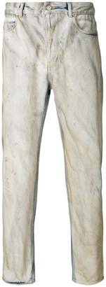 Golden Goose distressed slim-fit jeans