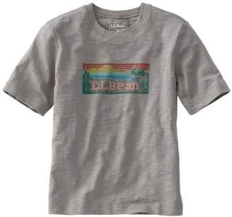 L.L. Bean L.L.Bean Boys' Graphic Tee, Short-Sleeve