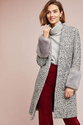 Helene Berman London Ritz Tweed Coat