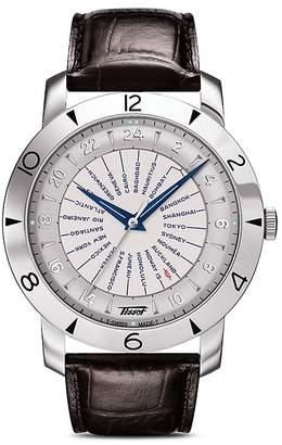 Tissot Heritage Navigator Watch, 43mm