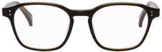 Raen Black and Tan Rowan Glasses