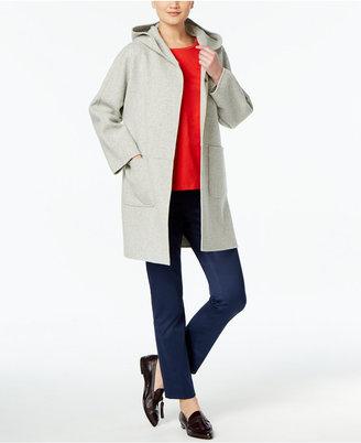 Weekend Max Mara Domino Wool-Blend Coat $765 thestylecure.com