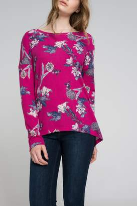 Ardene Ribbon laced back top