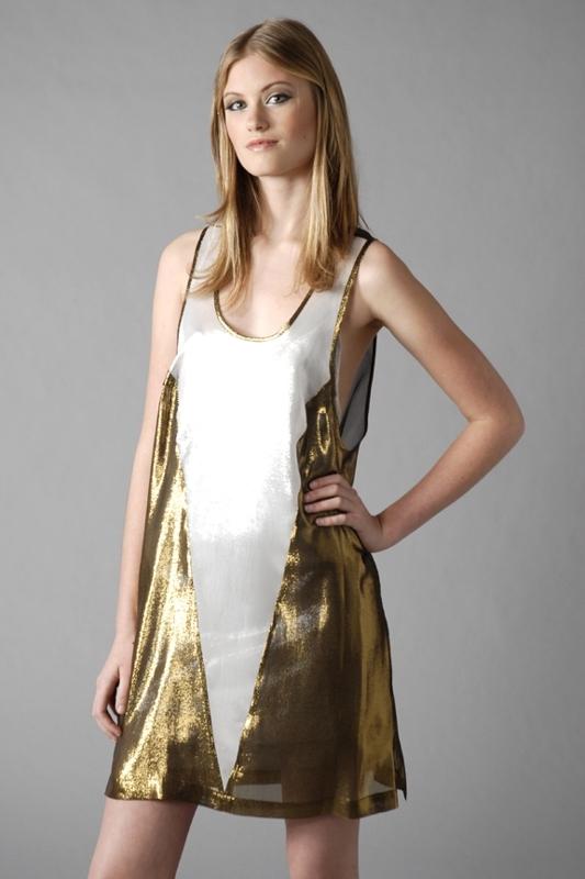 Grey Ant Diamond Top Dress