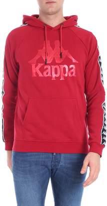 Kappa 222 Banda Hurtado Cotton Blend Sweatshirt