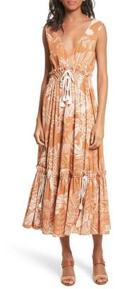 See by Chloe Gathered Tier Dress