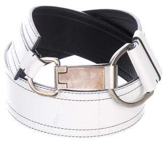 Prada Leather Hip Belt