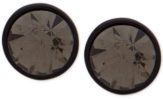 DKNY Crystal Stud Earrings