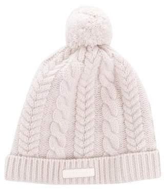 Burberry Girls' Wool Beanie