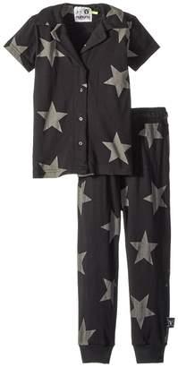 Nununu Buttonned Loungewear Boy's Pajama Sets
