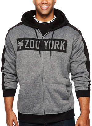 Zoo York Long Sleeve Fleece Hoodie-Big and Tall
