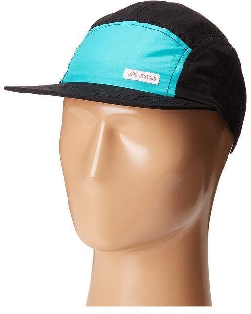 Topo Designs - Nylon Camp Hat Caps