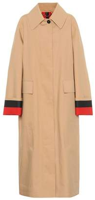 Burberry Cotton-poplin car coat