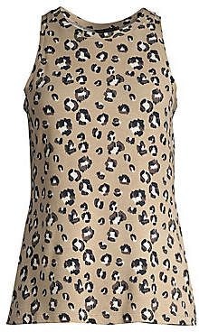 Saks Fifth Avenue Women's COLLECTION Hattie French Terry Tank
