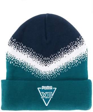 Puma X XO logo beanie