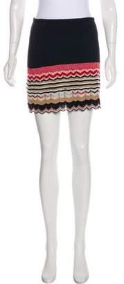 Missoni Mini Wool Skirt