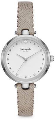 Kate Spade KSW1357 Three-Hand Holland Watch