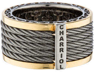 Charriol Charriol Cable Band Ring