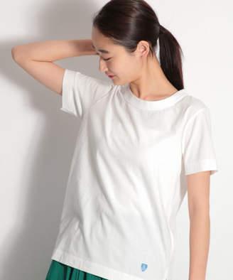 niko and (ニコ アンド) - 【ORCIVAL(オーシバル)】半袖無地Tシャツ