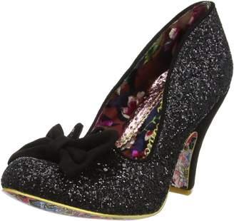 Irregular Choice Womens Nick Of Time Textile Shoes 38 EU