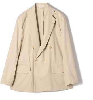 AURALEE / コットンテーラードジャケット