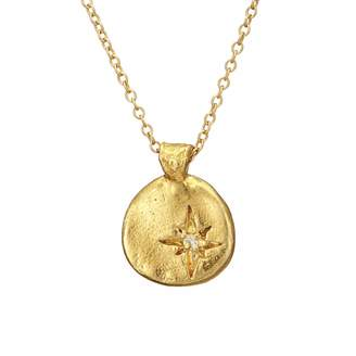 Chupi - Your North Star Necklace Gold