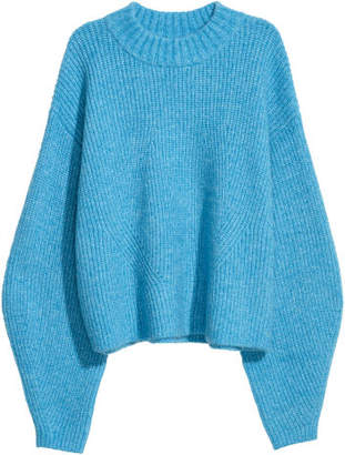 H&M Knit Sweater - Blue