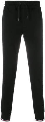 Fila fitted track trousers