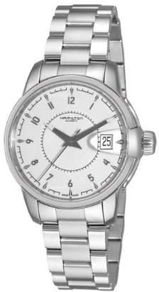 Hamilton Men's H40415115 Rail Road Dial Watch