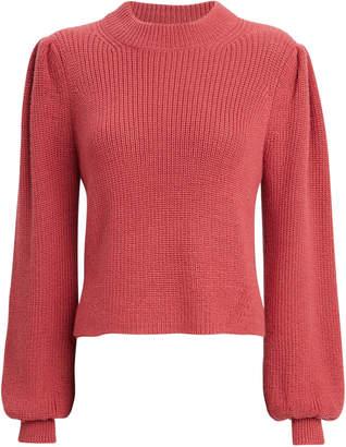 Eleven Paris Six Mia Geranium Sweater