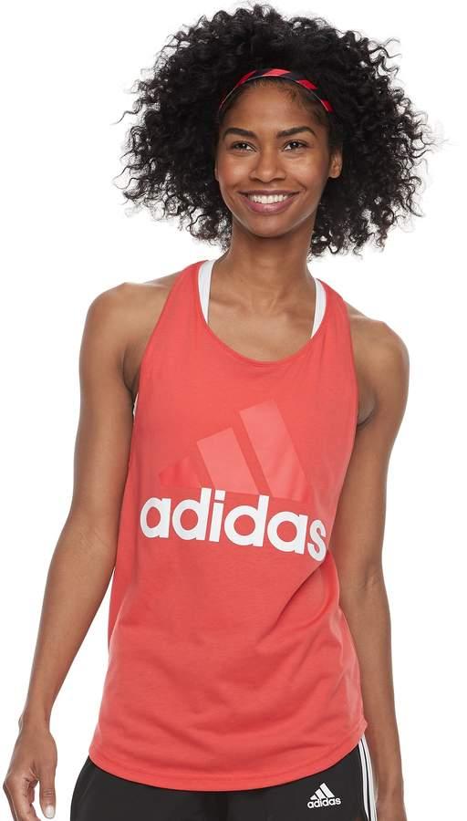 Adidas Women's adidas Essential Linear Logo Tank