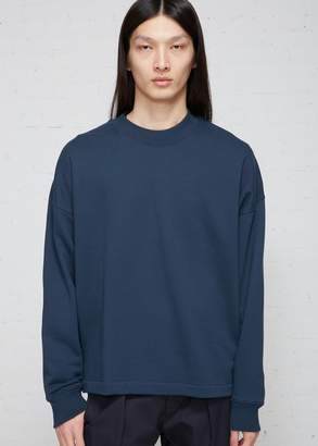 Lemaire Molleton Sweatshirt